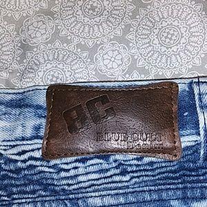 Blue Cult Bottoms - Boys Shorts